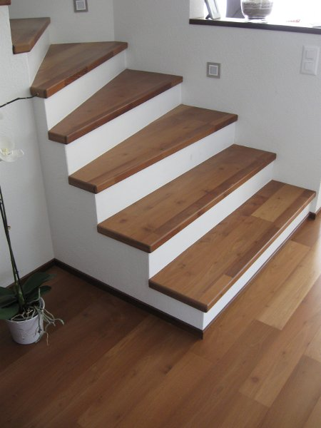 massivholz treppenstufen schreinerei sebastian neuwald. Black Bedroom Furniture Sets. Home Design Ideas